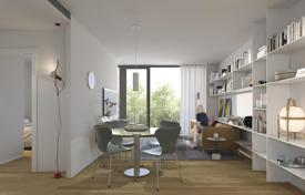 New homes for sale in Barcelona. Four-bedroom apartment in a new building, Les Corts, Barcelona, Spain