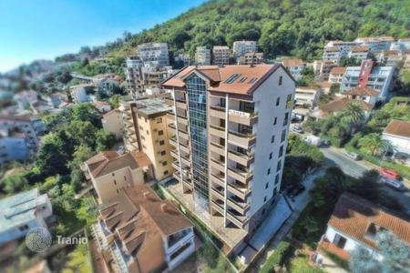 New homes for sale in Budva (city). The apartment is in an exclusive building in Budva