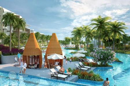 Cheap residential for sale in Southeast Asia. Guaranteed rental income — 9%! New ocean view apartments in a residence with pools, a restaurant and a bar, Phu Quoc, Vietnam