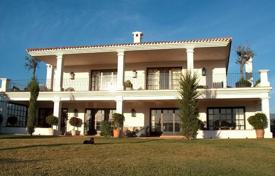 Spacious villa with a guest apartment, a large plot, a swimming pool, a parking and terraces, Mijas, Spain for 1,650,000 €