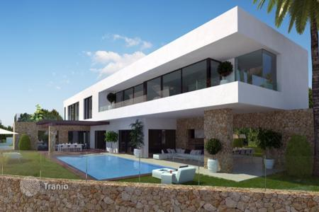 Houses with pools by the sea for sale in Altea Hills. Villa – Altea Hills, Valencia, Spain