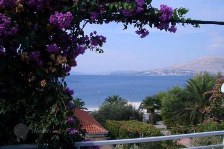 Coastal property for sale in Split-Dalmatia County. The house 30 meters from the sea on the island of Ciovo