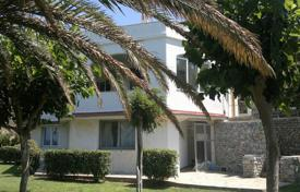 Unique villa with an olive grove next to the beach in Rethymno, Crete, Greece. Price on request