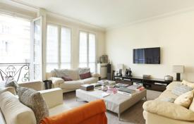 Luxury apartments for sale overseas. Comfortable apartment in a historic building of 1930, near Porte Maillot, 17th district, Paris, France