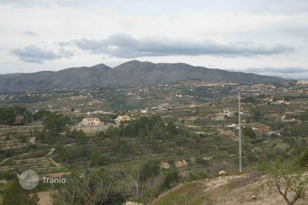 Land for sale in Benissa. Development land – Benissa, Valencia, Spain