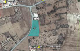 Development land for sale in Oroklini. Building Land