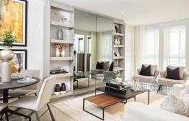 Property for sale in Western Europe. Cozy studio apartment with a winter garden in a new residence with a roof garden, a concierge and a gym, London, UK