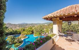 Luxury 6 bedroom houses for sale in Costa del Sol. Spectacular Villa in La Zagaleta Golf and Country Club, Benahavis