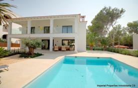 Luxury 5 bedroom houses for sale in Balearic Islands. Villa – Santa Ponsa, Balearic Islands, Spain