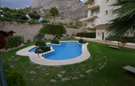 Apartments with pools for sale in Altea. Furnished apartment in the area of Mascarat, Altea, Alicante, Spain