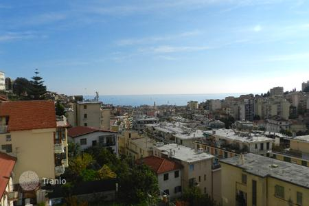 Cheap 2 bedroom apartments for sale in Italy. Apartment with large terrace sea view