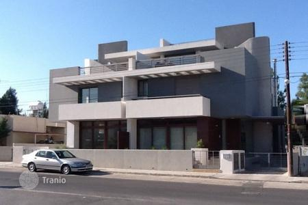 4 bedroom houses for sale in Aglantzia. 4 bed + maid 's room Town House in Platy area — Aglantzia