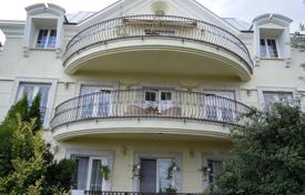 Luxury houses for sale in Hungary. Comfortable villa with four terraces, a pool and a sauna, Buda Hills, Budapest, Hungary