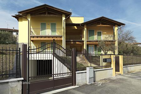 Residential from developers for sale in Italy. New home – Moniga del Garda, Lombardy, Italy