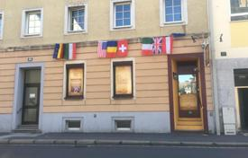 Property for sale in Upper Austria. Restaurant with fixed rent and an apartment in the city of Linz, Upper Austria