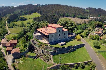 Luxury property for sale in Spain. Castle – Asturias, Spain
