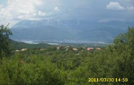 Coastal development land for sale in Montenegro. Non urbanized piece of land in Radanovici/Kotor municipality, area of Lazine. Size of the land 4398 m². Land has sea view