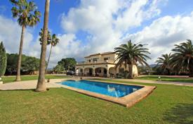6 bedroom houses for sale in Valencia. Villa – Denia, Valencia, Spain