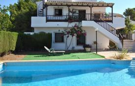 6 bedroom houses for sale in Moraira. Villa – Moraira, Valencia, Spain