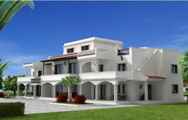 Residential for sale in Kyrenia. Luxury one bedroom apartments are located in complex on the seaside of Esentepe
