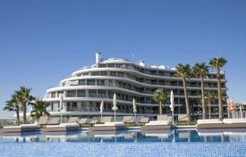 Apartments with pools from developers for sale in Southern Europe. Apartments with sea views