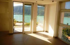 Coastal new homes for sale in Herceg Novi (city). Apartment with beautiful views of the sea in Herceg Novi