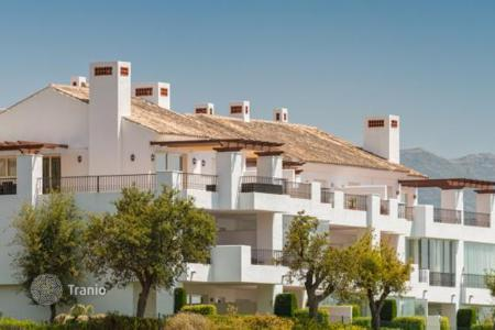 Cheap apartments for sale in Ojen. Apartments in a new residential complex near Marbella