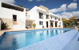 Houses with pools for sale in Benissa. Spacious villa with a sea view, Benissa, Spain