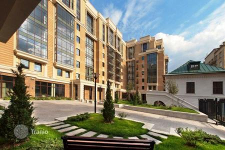 Luxury apartments for sale in Russia. Apartment – Moscow city, Russia