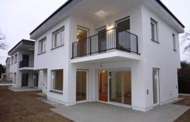 Houses for sale in Austria. New three-level house with a plot of land in Donaustadt, Vienna