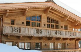 Chalets for sale in Austria. Wonderful chalet with beautiful view of mountains in Kitzbuhel