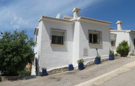 Cheap 4 bedroom houses for sale in Valencia. Semi-Detached Villa of 4 bedrooms in Benitachell