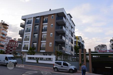 Apartments from developers for sale overseas. The apartments in the village Konyaalty