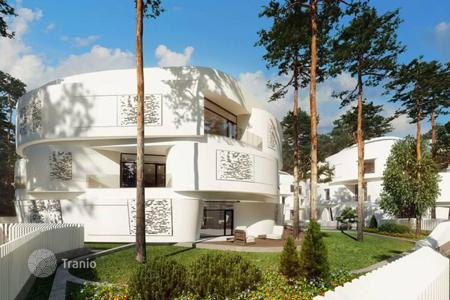 Apartments for sale in Jurmalas pilseta. Luxury apartments in the center of Jurmala from the legendary architect Karim Rashid