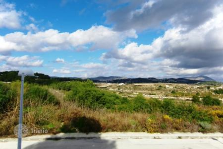 Cheap development land for sale in Moraira. Development land - Moraira, Valencia, Spain