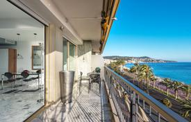 Luxury apartments for sale in Côte d'Azur (French Riviera). Promenade des Anglais, 5th floor, contemporary 3/4 room apartment of 126m², terrace