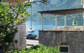 Coastal residential for sale in Perast. Villa – Perast, Kotor, Montenegro
