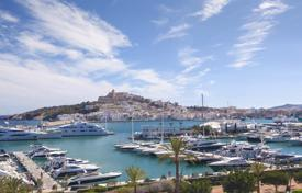 Coastal apartments for sale in Ibiza. Penthouse – Ibiza, Balearic Islands, Spain