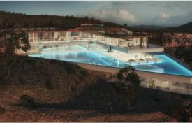 Coastal property for sale in Ibiza. Villa – Ibiza, Balearic Islands, Spain