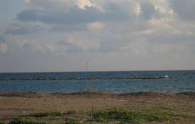 Coastal development land for sale in Paphos. Tourist Zone Land, 100m to the sea — Geroskipou