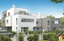 4 bedroom apartments for sale in Austria. New four-level apartment with a garden in a duplex, in the district of Floridsdorf, Vienna