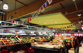 Property for sale in Rhineland-Palatinate. Supermarket in Rhineland-Palatinate with a 7,9% yield