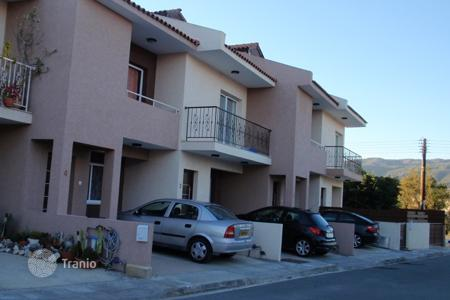 Townhouses for sale in Limassol. Terraced house – Pareklisia, Limassol, Cyprus