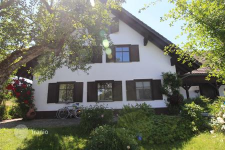 Houses with pools for sale in Germany. Country cottage with panoramic view in Görwihl