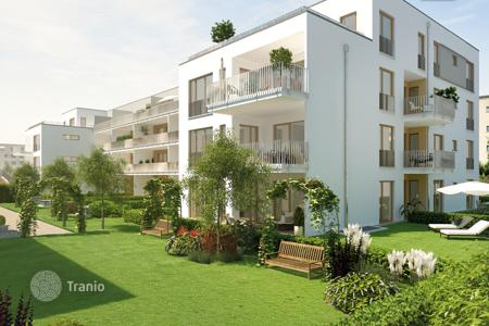 1 bedroom apartments for sale in Wiesbaden. New apartment with terrace and garden in Wiesbaden, Talheim district