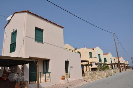 Houses with pools for sale in Crete. Buy in Crete two-storey villa in a complex near the village Kavros