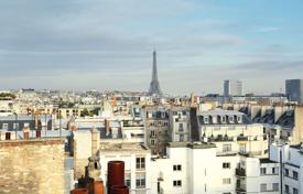 Paris 16th District – An over 60 m² apartment with a veranda and terraces for 1,425,000 €