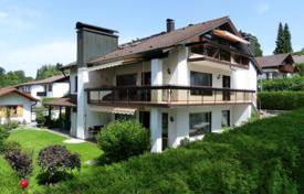 Houses for sale in Germany. Spacious house with a private garden, a garage and a garden house, near the lake, Starnberg, Germany