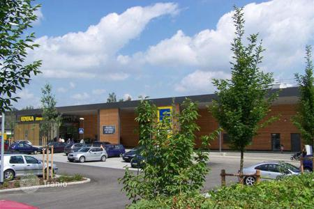 Supermarkets for sale in Bavaria. Store in Bavaria with a 7,6% yield