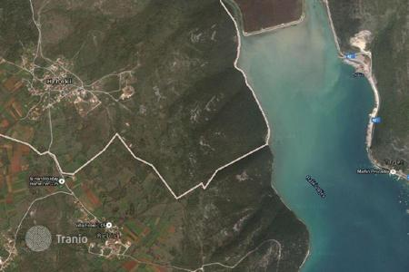 Development land for sale in Istria County. Agricultural land AGRICULTURAL LAND NEAR SEA!